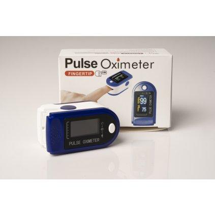 Pulsoksymetr jest bardzo prosty w obsłudze.